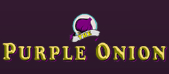 The Purple Onion logo
